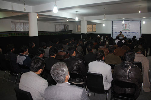 جلسه تبیان پیرامون انتخابات