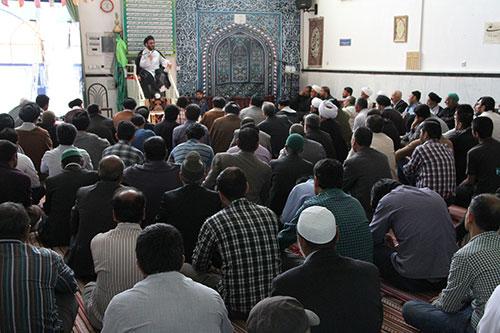 سخنرانی حسینی مزاری